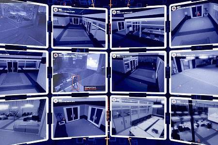 Hacker Alistar hat den Überblick und hilft beim Überwinden elektronischer Systeme. Foto: Clever Plays/dpa-tmn