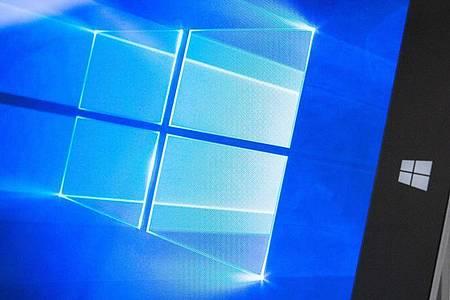 Die Diktierfunktion bei Windows 10 lässt sich zum Beispiel in Programmen wie Wordpad nutzen und kann mit der Tastenkombination «Windows+H» gestartet werden. Foto: Andrea Warnecke/dpa-tmn