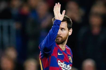 Die Zukunft von Lionel Messi ist weiter offen. Foto: Eric Alonso/ZUMA Wire/dpa