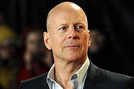 Bruce Willis wurde mit der «Stirb langsam»-Reihe zum Superstar. Foto: Facundo Arrizabalaga/epa/dpa