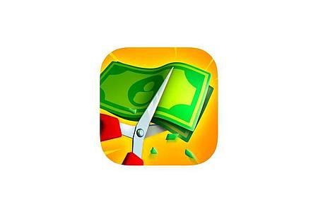 Das Spiel «Money Buster!», bei dem Gamer mit Hilfe von verschiedenen Werkzeugen Falschgeld enttarnen und vernichten müssen. Foto: App Store von Apple/dpa-infocom