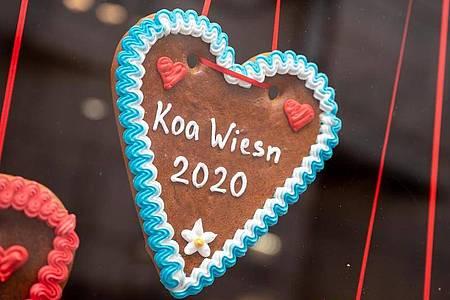 Auch in diesem Jahr wird es in München wohl keine Wiesn geben. Foto: Peter Kneffel/dpa