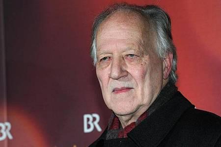 Werner Herzog ist hauptsächlich als Regisseur und manchmal auch als Schauspieler tätig. Foto: Ursula Düren/dpa
