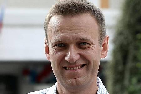 Kremlkritikers Alexej Nawalny ist aus der stationären Behandlung in der Berliner Charité entlassen worden. Foto: Andrew Lubimov/AP/dpa