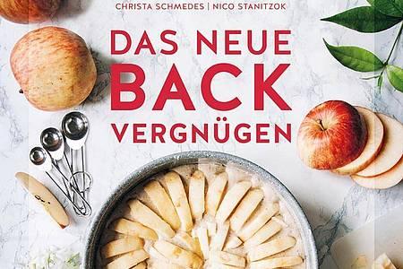 «Das neue Backvergnügen», Martina Kittler, Cornelia Schinharl, Christa Schmedes, Nico Stanitzok, Verlag Gräfe und Unzer, 240 Seiten, 15 Euro, ISBN: 978-3-8338-7317-1. Foto: Gra?fe und Unzer Verlag/dpa-tmn
