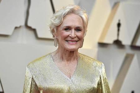 Die Hollywoodlegende Glenn Close könnte bei der 93. Oscar-Verleihung im achten Anlauf mit ihrer Nebenrolle in «Hillbilly Elegy» ihren ersten Oscar holen. Foto: Jordan Strauss/Invision/AP/dpa
