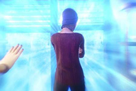 Alex kann die Gefühle ihrer Mitmenschen sehen - und auch gefühlsbeladene Gegenstände erkennen. Foto: Square Enix/dpa-tmn