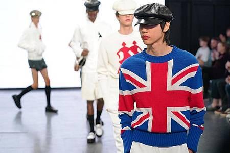 Der britische Modemarkt zählt zu den wichtigsten weltweit. Foto: Jonathan Brady/PA Wire/dpa
