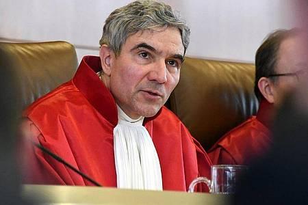 Stephan Harbarth wird neuer Präsident des Bundesverfassungsgerichts. Foto: Uli Deck/dpa