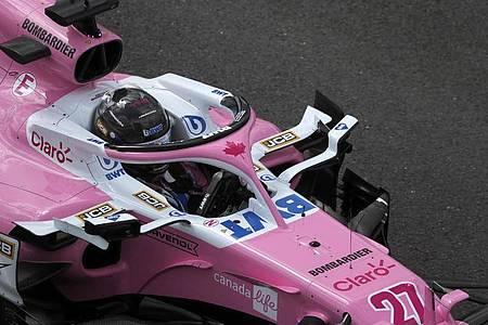 Darf auf weitere Einsätze im Racing-Point-Cockpit hoffen: Nico Hülkenberg. Foto: Frank Augstein/Pool`AP/dpa