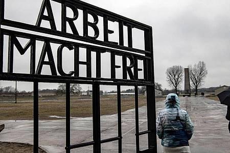 Die Ermordung vonMillionen vonJuden inDeutschland undEuropa begann laut einer Kampagne mit Hass. Foto: Paul Zinken/dpa-Zentralbild/dpa/SymbolfotoD