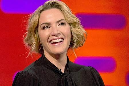 Die britische Schauspielerin Kate Winslet. Foto: Isabel Infantes/PA Wire/dpa