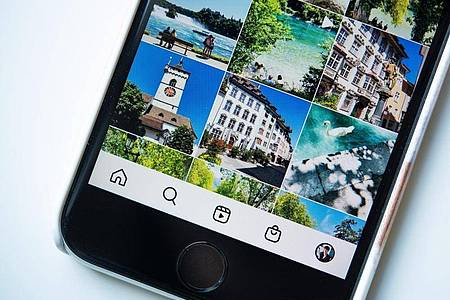 Tolle Fotos en masse: Instagram ist ein bildgetriebenes soziales Netzwerk. Foto: Catherine Waibel/dpa-tmn