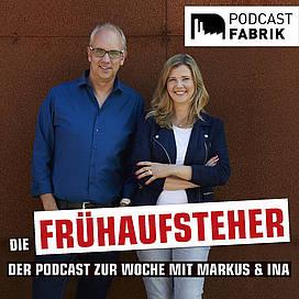 Die Frühaufsteher Podcast Cover