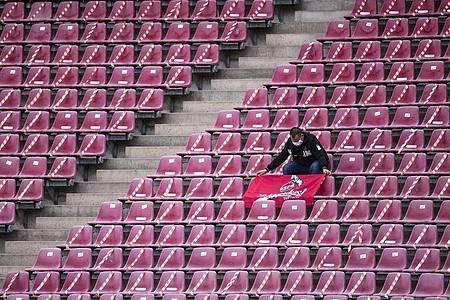 Beim DFB-Länderspiel in Köln dürfen nur 300 Zuschauer ins Stadion. Foto: Marius Becker/dpa