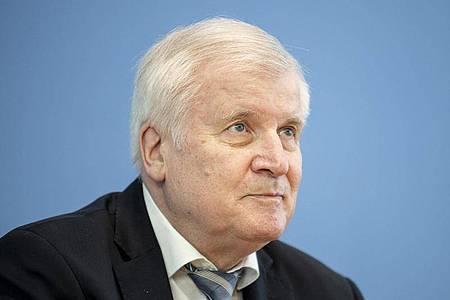 Bundesinnenminister Horst Seehofer. Foto: Fabian Sommer/dpa