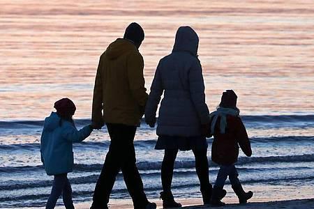 In Deutschland gab es 2019 8,2 Millionen Familien mit minderjährigen Kindern. Foto: Bernd Wüstneck/dpa-Zentralbild/dpa