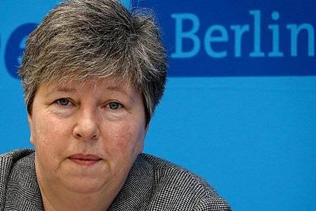 Katrin Lompscher gilt als eine der entschiedensten Verfechterinnen des umstrittenen Berliner Mietendeckels. Foto: Corinna Schwanhold/dpa