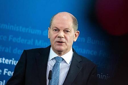 Bundesfinanzminister Olaf Scholz (SPD) will Unternehmen nicht für zusätzliche Kosten durch die geplante Corona-Testangebotspflicht entschädigen. Foto: Christophe Gateau/dpa