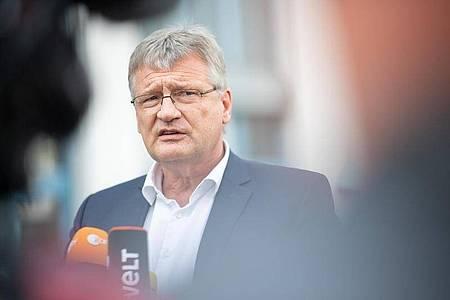 Jörg Meuthen ist Bundessprecher der AfD und hat den Kalbitz-Ausschluss forciert. Foto: Sebastian Gollnow/dpa