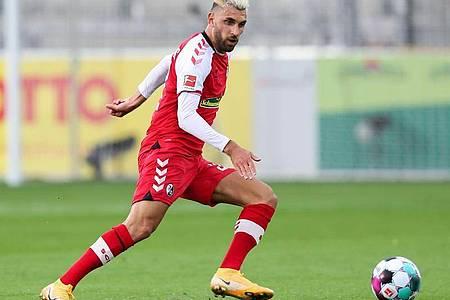 Zählt zu den Schlüsselspielern des SC Freiburg: Vincenzo Grifo. Foto: Tom Weller/dpa
