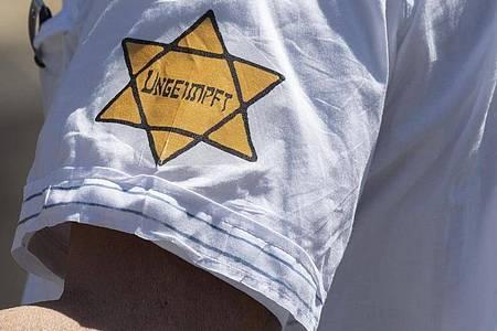 Nach Angaben von Benjamin Steinitz vom Bundesverband der Recherche- und Informationsstellen Antisemitismus ist im Umfeld der Gegner der staatlichen Anti-Corona-Maßnahmen «eine antisemitische Dynamik» zu beobachten. Foto: Boris Roessler/dpa