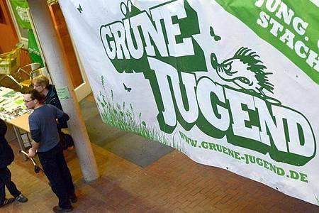Die Grüne Jugend drängt in die Parlamente - und wünscht sich progressive Mehrheiten. Foto: Caroline Seidel/picture alliance/dpa/Archiv