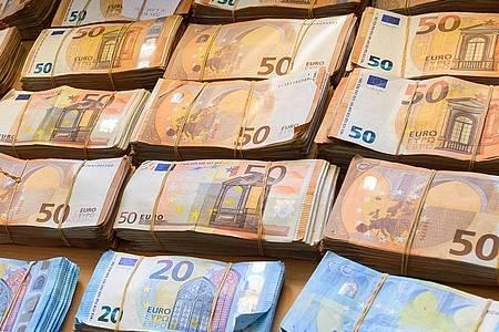«Die Steuereinnahmen werden nur dann wieder spürbar ansteigen, wenn auch die wirtschaftliche Erholung an Fahrt gewinnt», sagt der Präsident des Deutschen Industrie- und Handelskammertags. Foto: Silas Stein/dpa