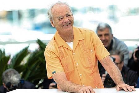 Bill Murray wird 70. Foto: Imagespace/ZUMA Wire/dpa