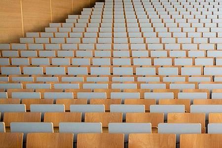 Momentan finden viele Vorlesungen nur online statt. Damit Studierende trotz der Pandemie ihr Studium absolvieren können, hat Mecklenburg-Vorpommern eine längere Regelstudienzeit beschlossen. Foto: Klaus-Dietmar Gabbert/dpa-Zentralbild/dpa