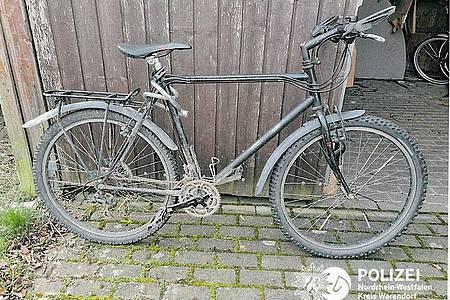 Stevens-Herren-Fahrrad sucht Besitzer