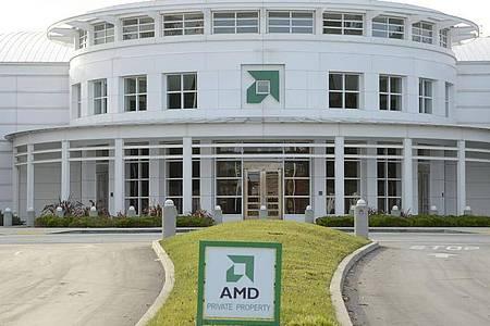 Die Übernahme verleiht AMD vor allem in dem Geschäft mit Chips für Rechenzentren einen Schub. Foto: John G. Mabanglo/EPA/dpa