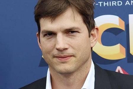 Ashton Kutcher wird in der Liebeskomödie die männliche Hauptrolle spielen. Foto: Marcel Thomas/ZUMA Wire/dpa