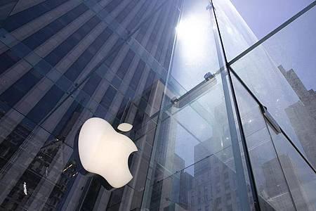 Ein Apple Store auf der NewYorker Fifth Avenue. Foto: Mark Lennihan/AP/dpa