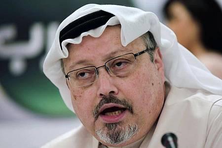 Prozess gegen 20 Angeklagte wegen Khashoggi-Mordes beginnt. Foto: Hasan Jamali/AP/dpa