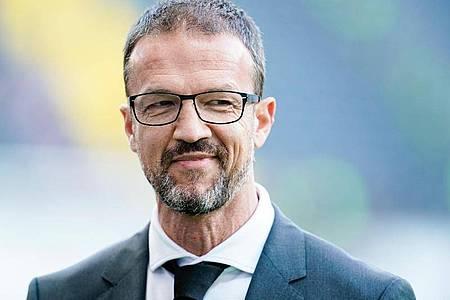 Fredi Bobic ist der Sportvorstand von Eintracht Frankfurt. Foto: Uwe Anspach/dpa
