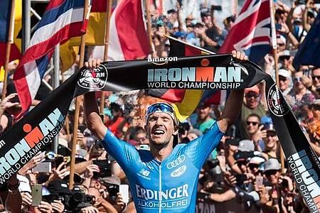 Ironman auf Hawaii endgültig abgesagt: Patrick Lange muss warten. Foto: Ronit Fahl/Zuma Press/dpa