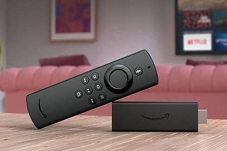 Der Fire TV Stick Lite kostet nur 29 Euro. Foto: Amazon/dpa-tmn