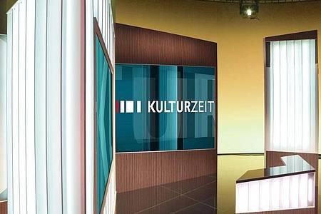 Deutschland, Österreich und die Schweiz:«Kulturzeit» feiert Jubiläum. Foto: Rico Rossival/3sat/dpa