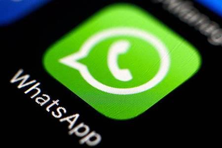 Die WhatsApp-Plattform wird von mehr als zwei Milliarden Menschen weltweit genutzt. Foto: Ritchie B. Tongo/EPA FILE/dpa