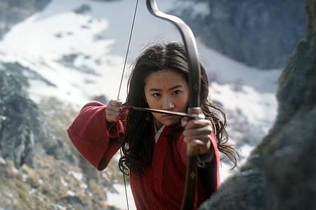 Der Start des Disney-Blockbusters «Mulan» wurde in den August verschoben. Foto: -/Disney Enterprises/dpa
