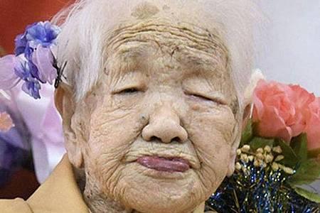 Kane Tanaka wurde am 2. Januar 1903 geboren. Foto: kyodo/dpa