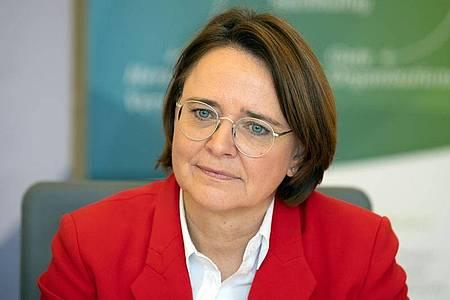 CDU-Politikerin Annette Widmann-Mauz fordert eine Studie über Polizei-Rassismus. Foto: Soeren Stache/dpa-Zentralbild/dpa