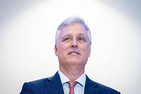 Robert O`Brien ist Nationaler Sicherheitsberater der USA. Foto: Kay Nietfeld/dpa
