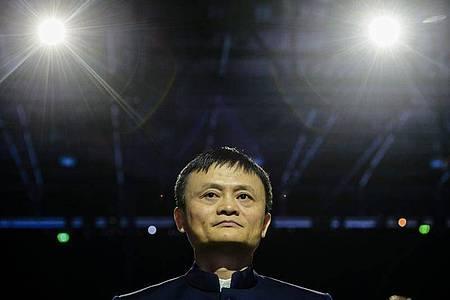 Seit Ende Oktober fehlt von Jack Ma, dem Gründer und CEO der Alibaba-Gruppe, jede Spur. Foto: Christophe Petit Tesson/EPA/dpa