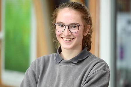 Laura Walig gefällt, dass der Beruf so viele verschiedene Komponenten vereint. Foto: Tobias Hase/dpa-tmn
