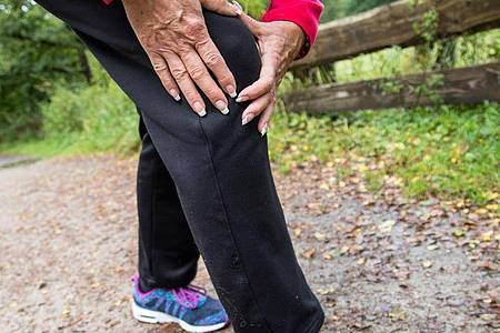 Regelmäßige Bewegung kräftigt die Muskeln rund ums Knie und beugt Arthrose vor. Foto: Christin Klose/dpa-tmn