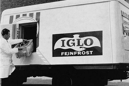 98 Prozent der Verbrauchen konsumieren in Deutschland Tiefkühlkost. Foto: Iglo GmbH/dpa