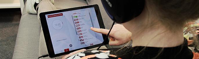 Webchannels auf dem iPad