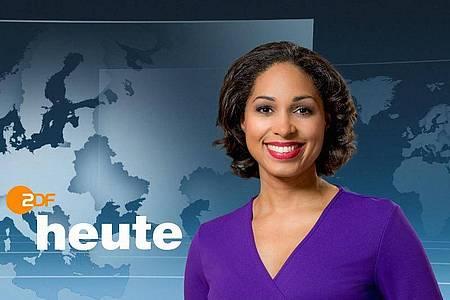 Ab Juli 2021 wird Jana Pareigis im Wechsel mit Hahlweg und Sievers die ZDF-Hauptnachrichtensendung präsentieren. Foto: Svea Pietschmann/ZDF/dpa